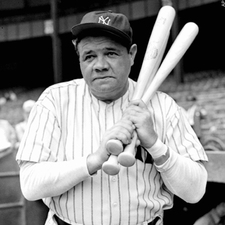 Picture of Babe Ruth
